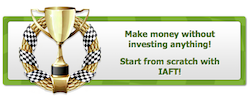 IAFT traders contests